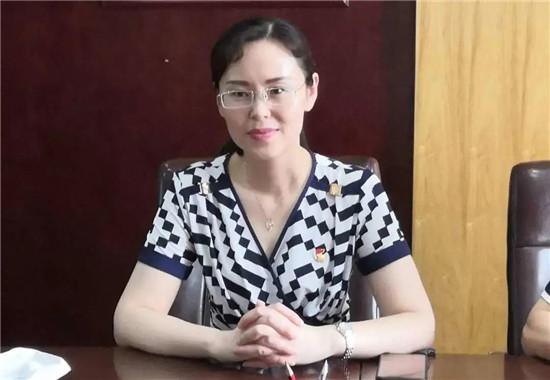 团市委书记徐新颖会见我市出席第八次全国少代会代表