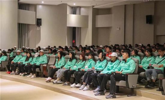 """团市委开展第四届""""中国创翼""""创业创新大赛志愿者培训大会"""